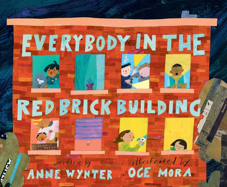 Everybody in the Red Brick Buildingby Anne Wynter