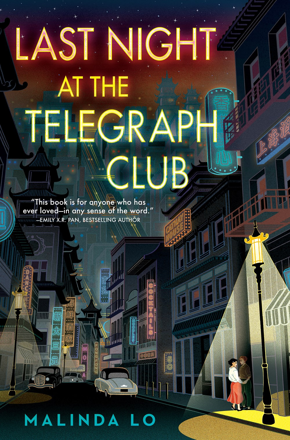 The Last Night at the Telegraph Club