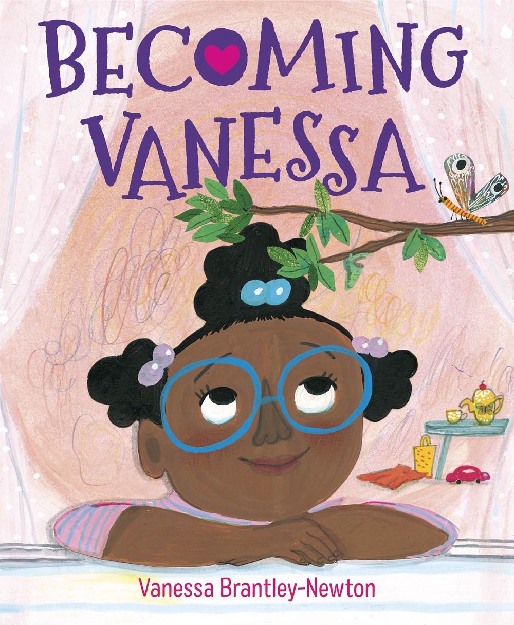 Becoming Vanessa by Vanessa Brantley-Newton