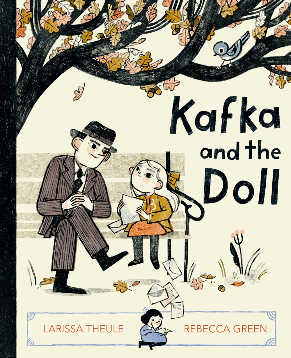 Kafka and the Doll by Larissa Theule, Rebecca Green (Illus.)