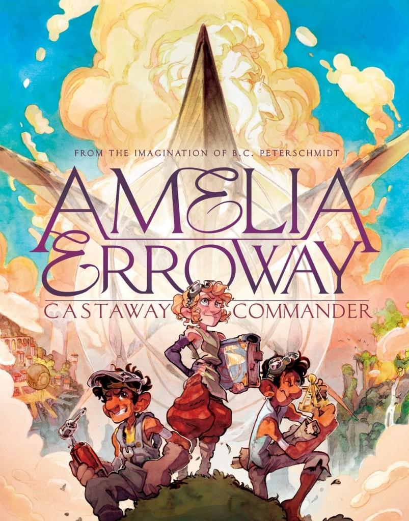 Amelia Erroway