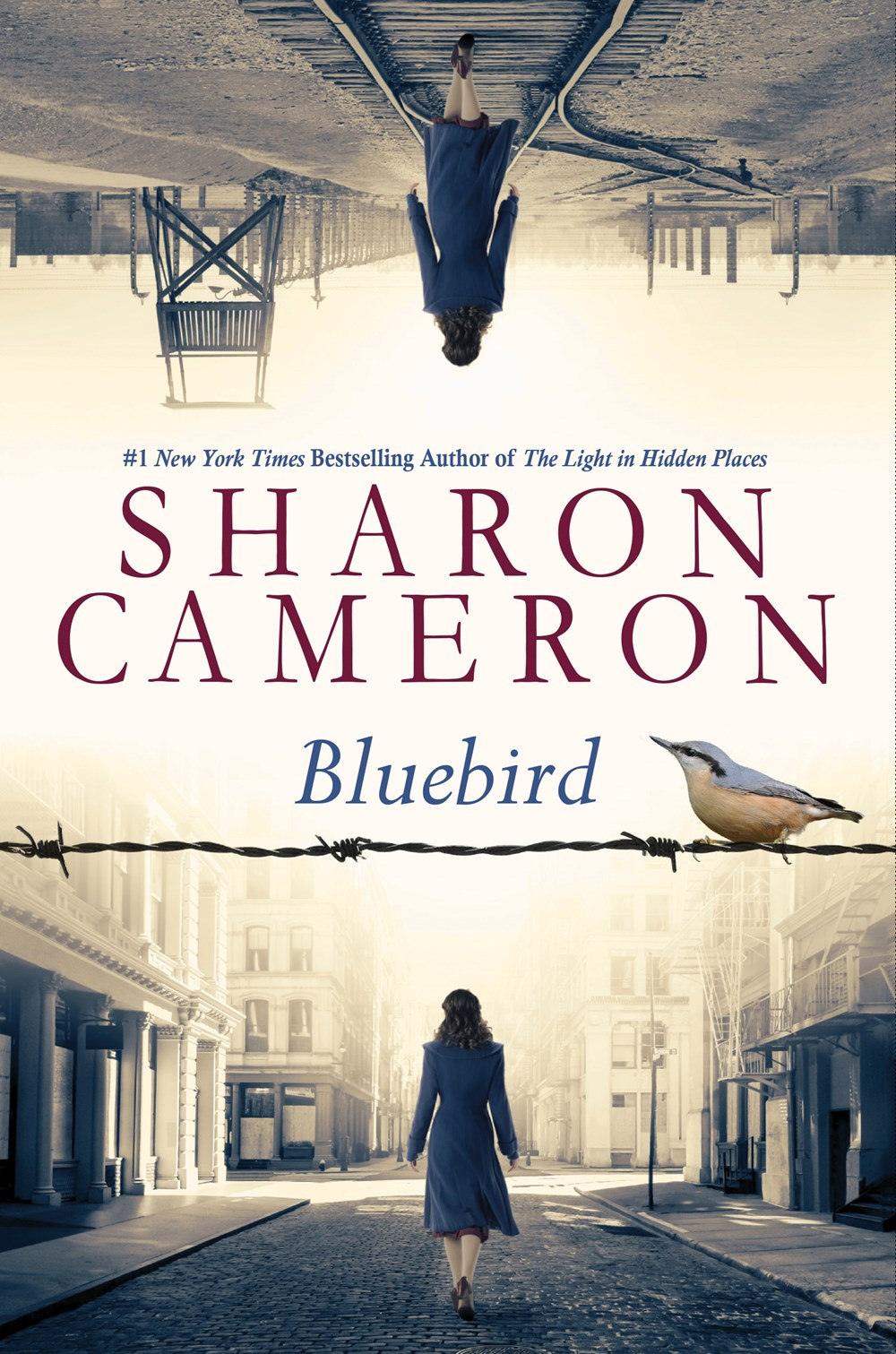 Bluebird by Sharon Cameron