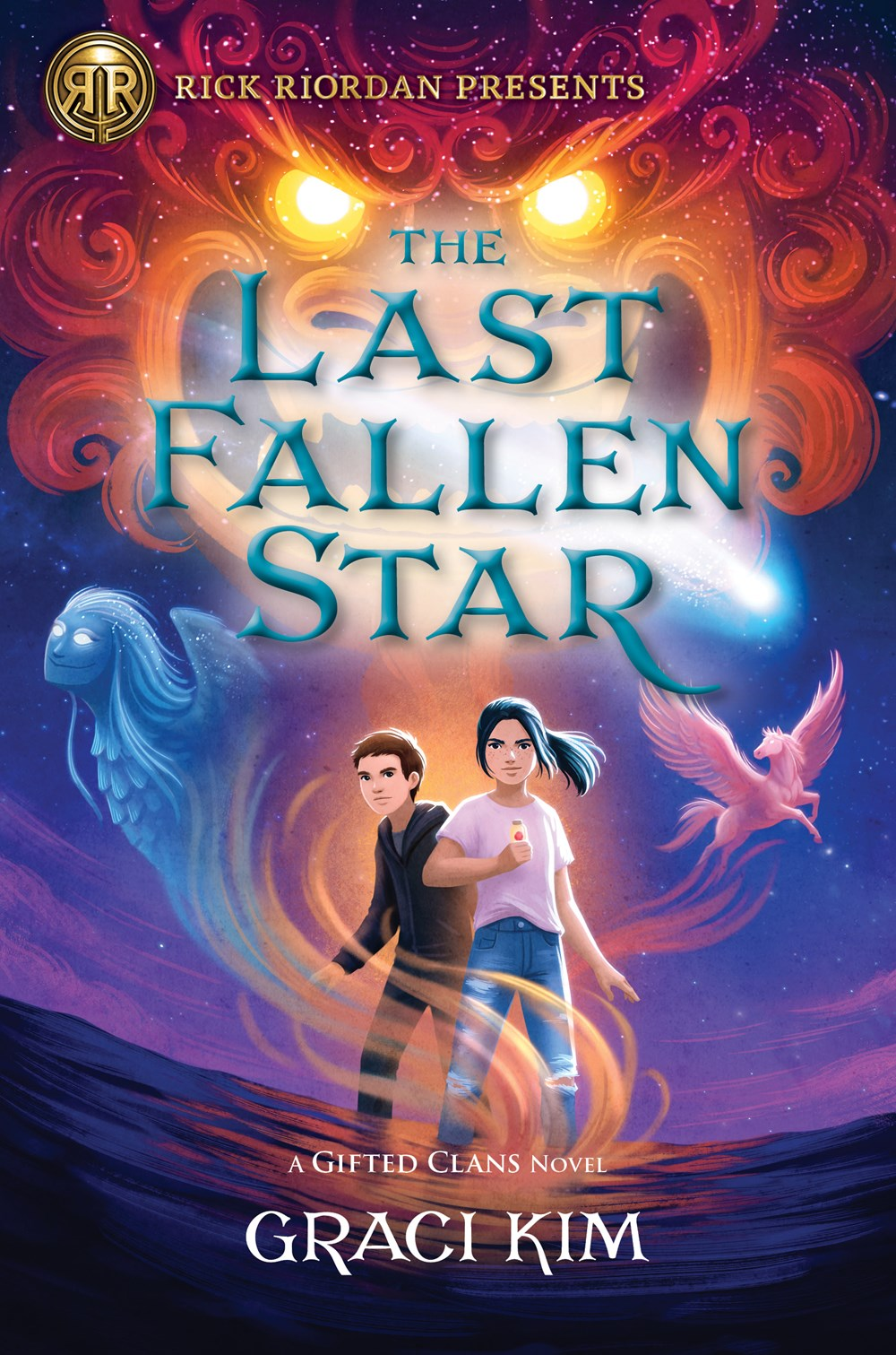 The Last Fallen Star (A Gifted Clans Novel) by Graci Kim