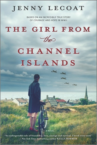 the girl form the channel islands
