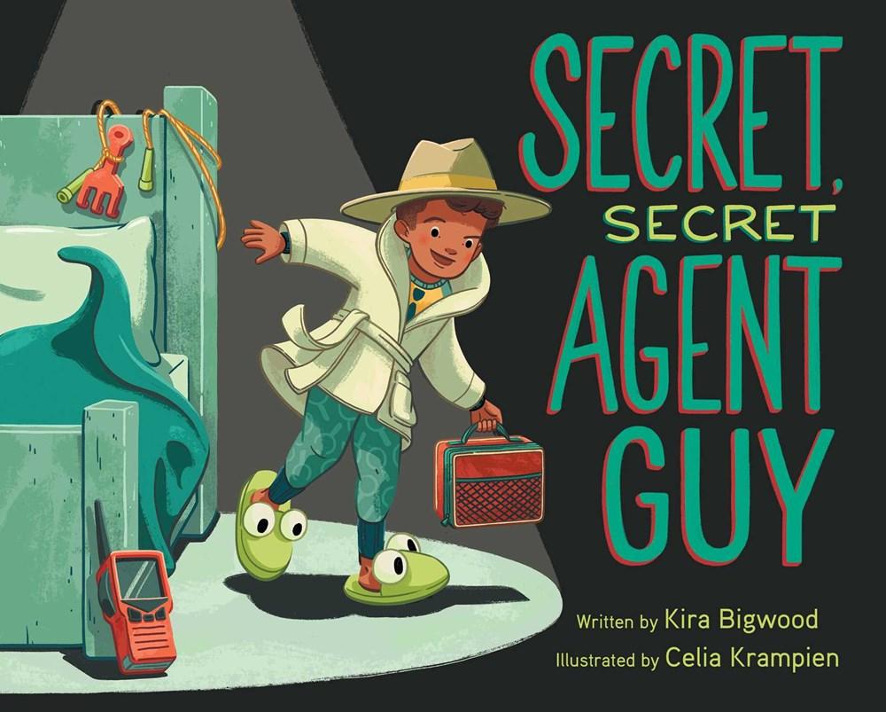 Secret Secret Agent Guy