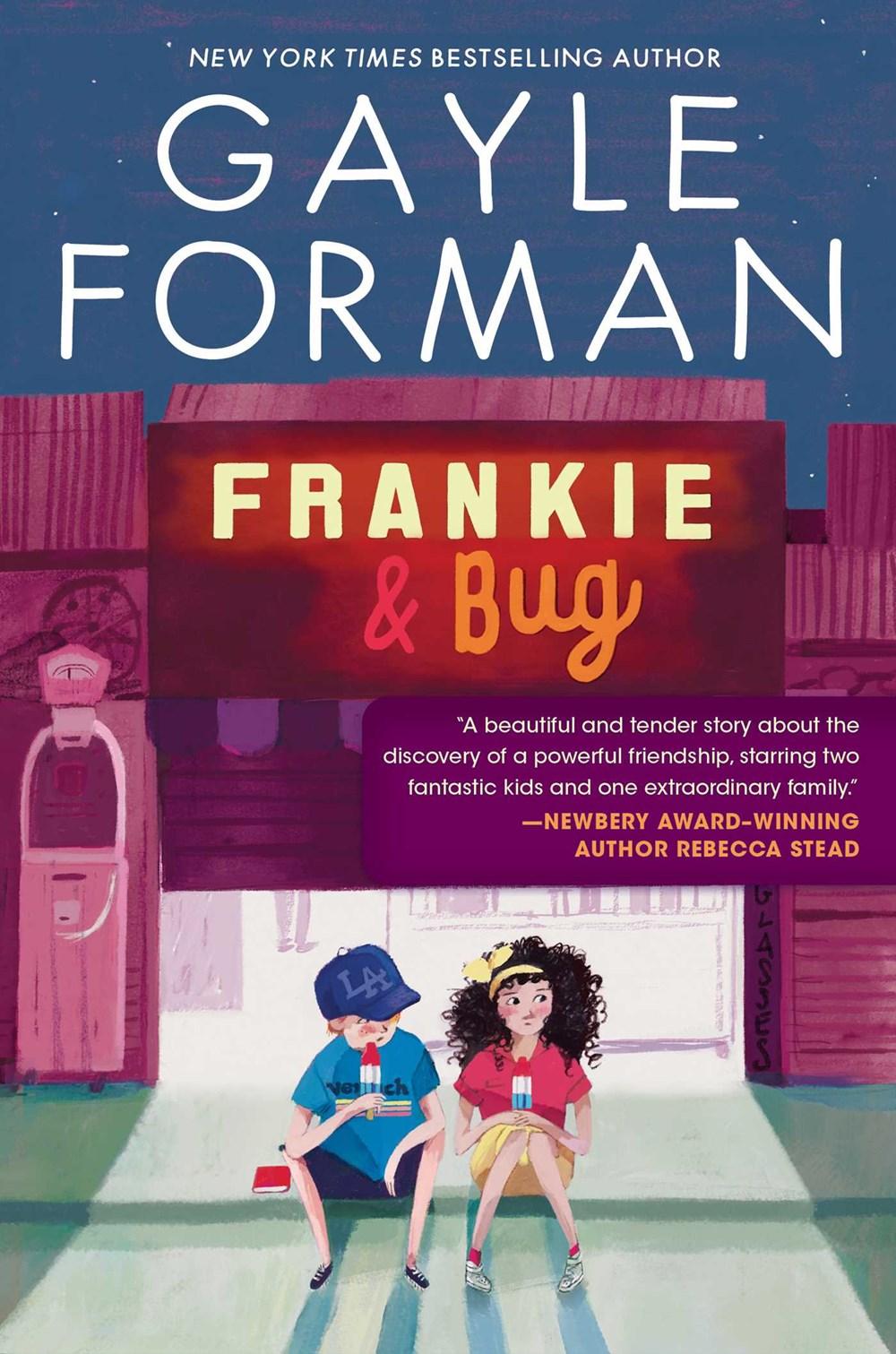 Frankie & Bug by Gayle Forman