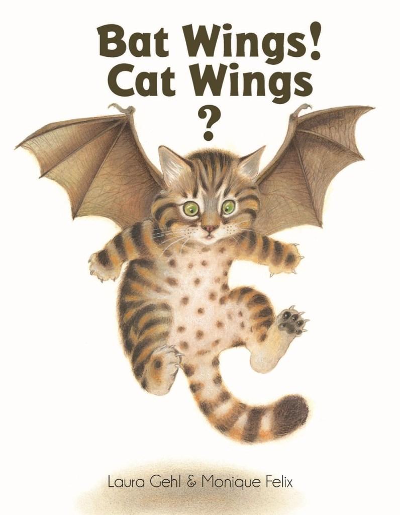 Bat Wings Cat Wings