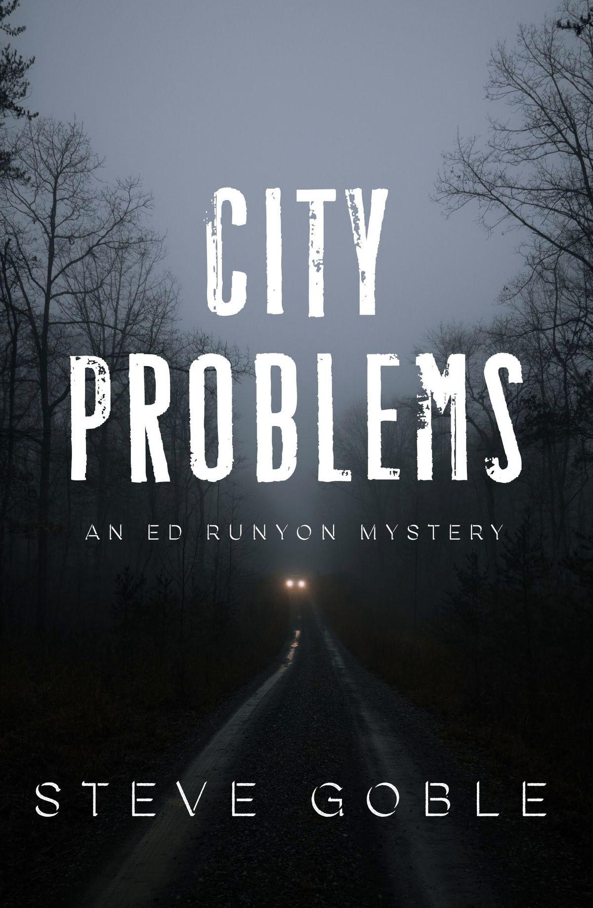 City Problems by Steve Gobler