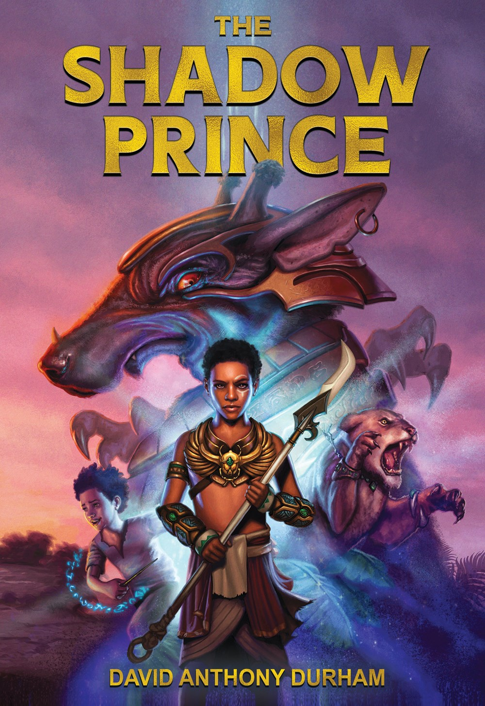 The Shadow Prince by David Anthony Durham
