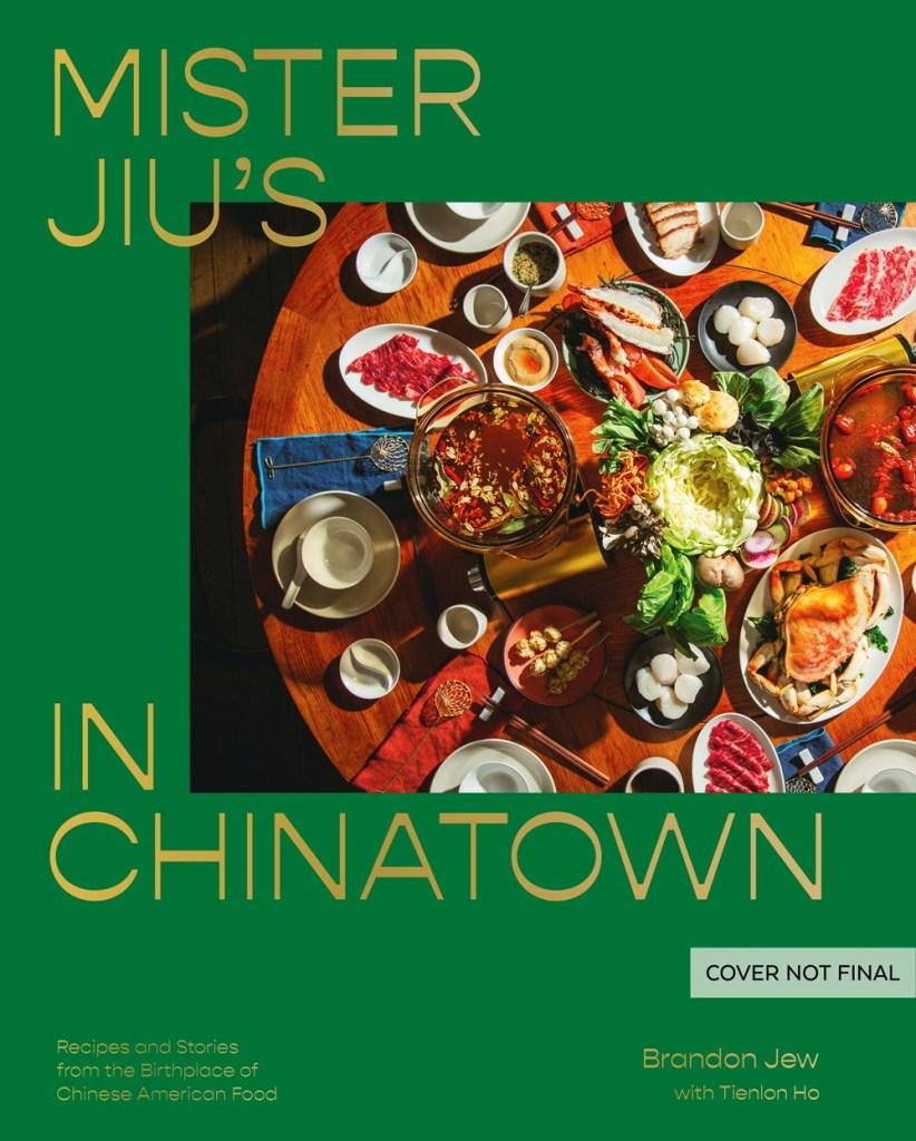 Mr. Jiu's in Chinatown