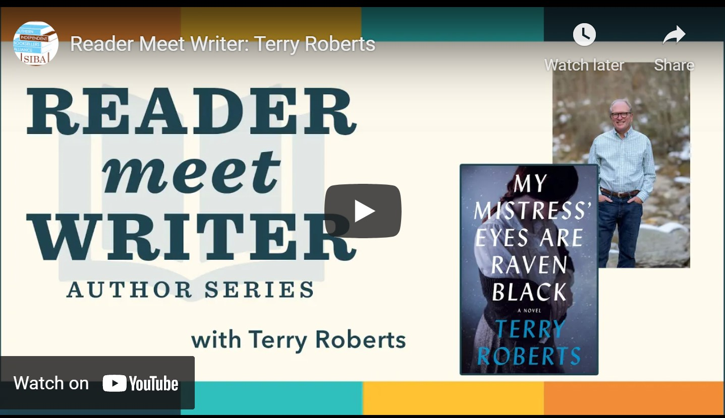 Reader Meet Writer with Terry Roberts